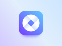 Financial App Icon