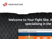 Your Fight Site