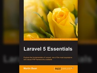 Laravel 5 Essentials now available