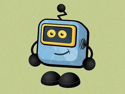 Join Sam character cartoon illustration