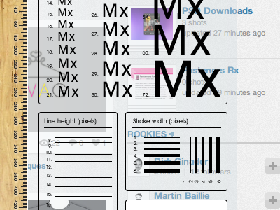 Measuring strokes ruul ruler app chrome extension fun tool