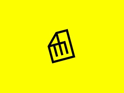 DM - Personal Brand identity designer identity branding identity vector logos branding design icon file d letter logo logo design logodesign logotype mark logo brand identity brand design branding brand design