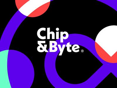 Chip&Byte | Branding logos c branding agency logo design branding concept logodesign logotype branding design branding and identity vector design brand design brand identity logo branding brand