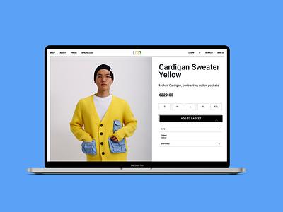 LC23 | Website Redesign web design websites webdesign website design typography vector ui ux website builder redesign restilyng website web