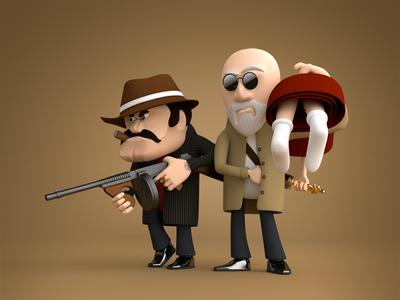 Cartoon Gang