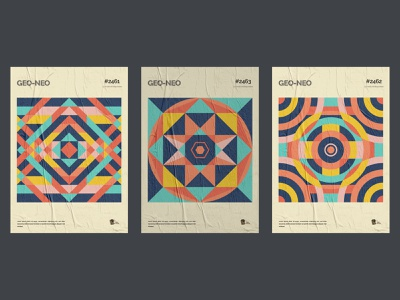 Geometric poster design collection. interior geometric design geometric shapes shapes digital artwork graphic visual graphic shape circular poster set trendy vector daily poster poster graphic design illustration print geometric pattern abstract