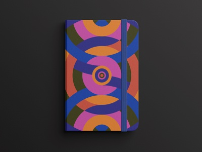 Note book cover design  5. materials graphic design visual stationary booklet printing shapes book book cover art geometric art geometry illustration pattern design print print design pattern geometric book cover design artwork