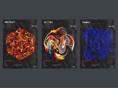 Swirl geometric poster design. shapes geometric swirling abstract poster designer print graphics visual art poster design poster collection poster pattern swirl liquids fill