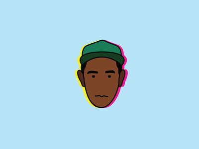Tyler the Creator Icon