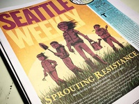 Seattle Weekly Sprouting Resistance