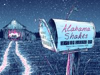 Alabama Shakes Sept. 2015