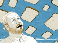 Jim Gaffigan Whitebreadtour