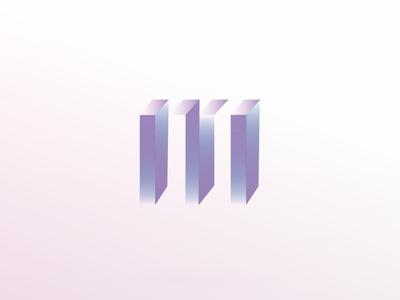 M Constraction logo