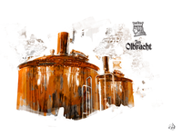 Illustration for Jan Olbracht Brewery