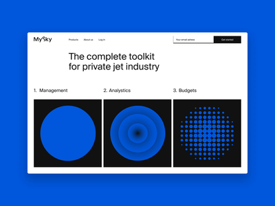 Private Aviation Toolkit jet private jet business aviation aviation clean toolkit confident contrast minimal design animation services landing web ux ui