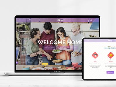 Kipple UK interface branding portfolio design concept uidesign ux uiux ui uk kipple
