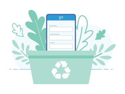 Recycling Email Images