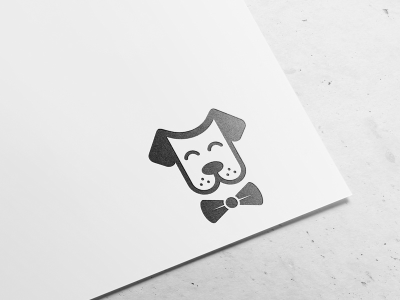 Mr Pet vector typography type logo illustrator illustration icon flat design branding