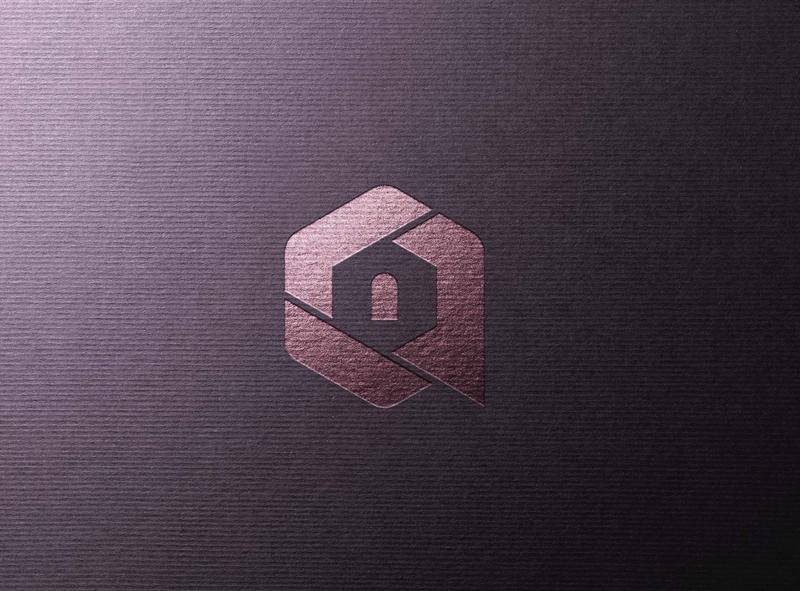 QUALIA typography type logo icon illustrator illustration flat design branding