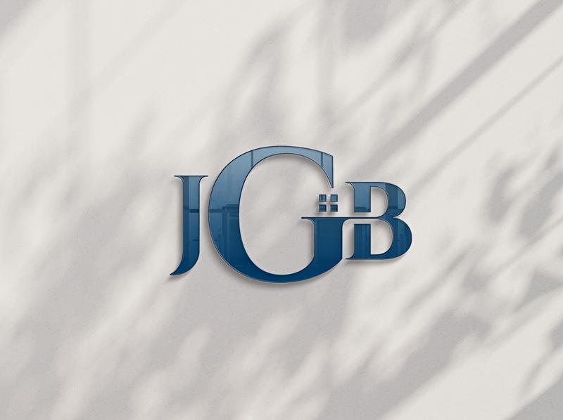 JGB vector typography type logo illustrator illustration icon flat design branding