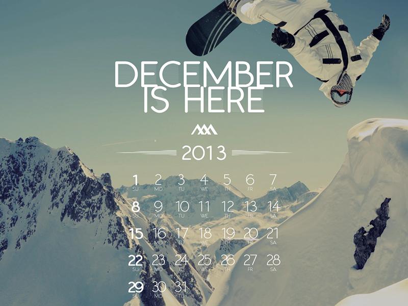 December 2013 800x600