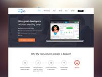 Nujob Homepage