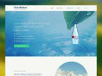 Alkaline Water Perla Moldovei