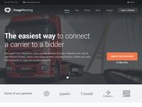Cargo Planning homepage