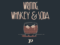 Writing, Whiskey & Soda Lettering