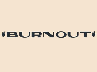 Burnout Lettering