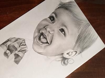 Amelia Drawing