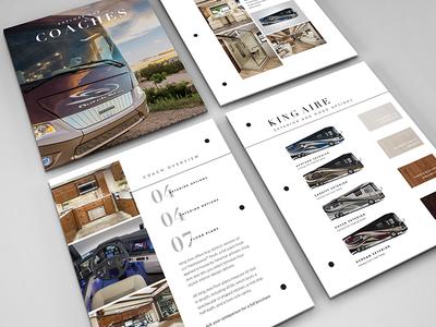 Newmar Kiosk Binder Design