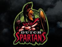 Dutch Spartans logo