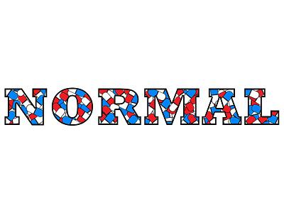 """""""Normal"""" illustration design"""