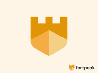 Fort + Pyramid Logo