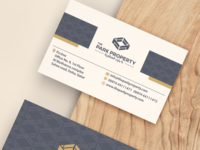 The Park Business Card