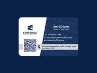 ERM Office Business Card