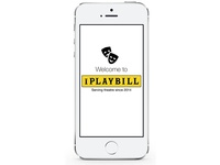 iPlaybill Loading Screen Redesign