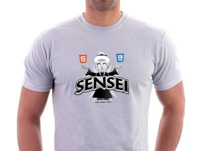 HTML5 CSS T-Shirt