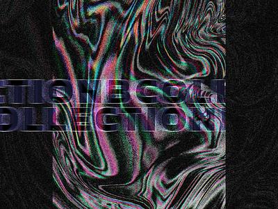 Collection B - Illustration digital type illustration typography type illustration