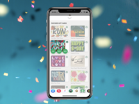 iMessage Gifting for Starbucks