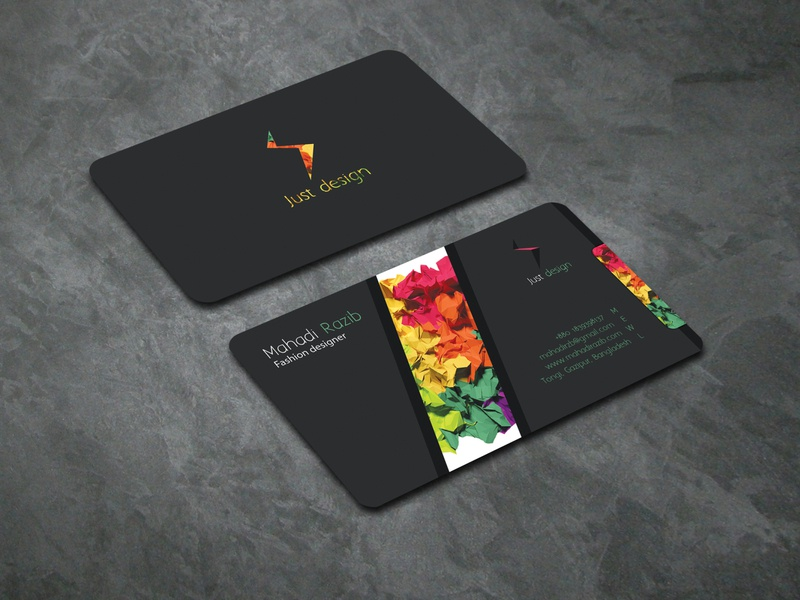 Business Card Design Ideas Designs Themes Templates And Downloadable Graphic Elements On Dribbble
