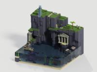 Voxel World - Neptune's Cove