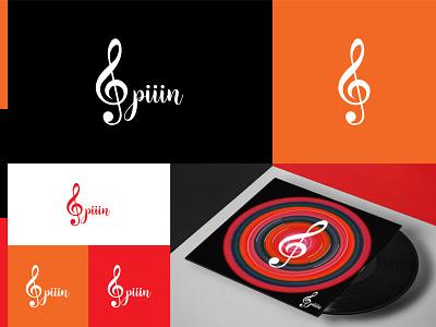 Spiiin logo design branding logo design concept logo designer music logo record label graphic design graphicdesign graphics logodesigns adobe dailylogo logo desings logo design a logo logodesignersclub logodesigner logodesign branding dailylogochallenge logo