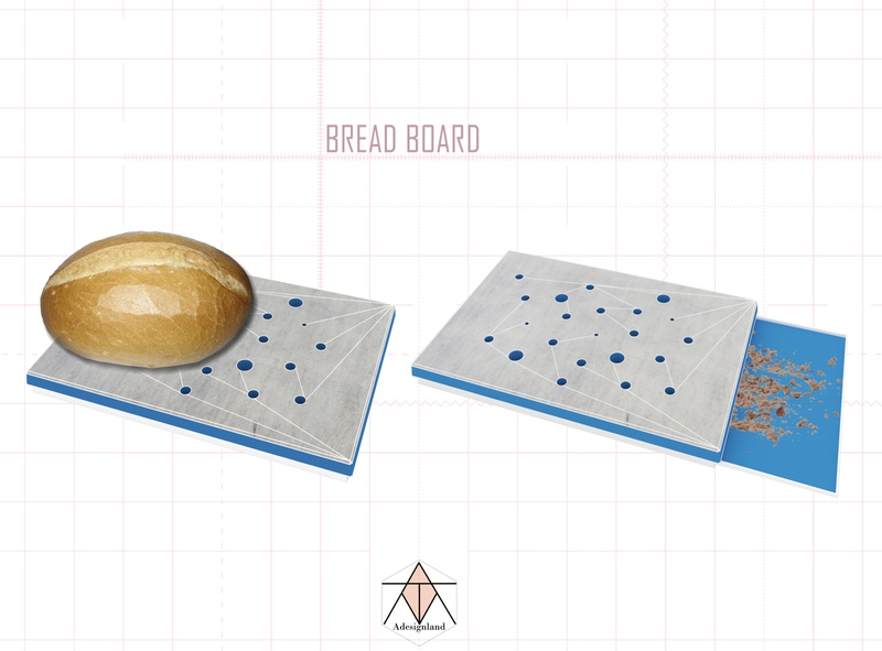 bread board creative design product design creativity design