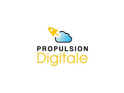 Logo for a marketing digital agency design logodesign logotype logo