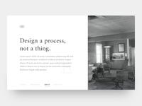 Design = What