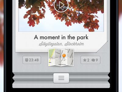 iPhone app location