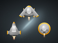 Solarwinds SysMan Heroes - The ships