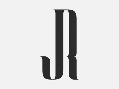 Personal logo logo portfolio lettermark
